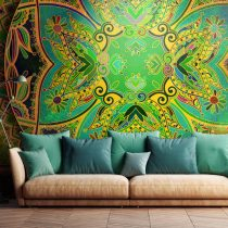 Fotótapéta  -  Mandala: Emerald Fantasy - ajandekpont.hu