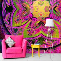 Fotótapéta  -  Mandala: Pink Expression - ajandekpont.hu