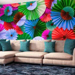 Fotótapéta -   Colorful Cotillions
