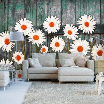 Fotótapéta  -  Daisies Garden - ajandekpont.hu