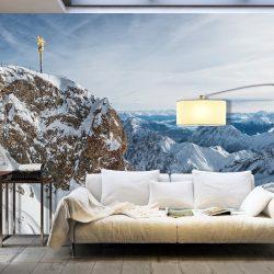 XXL Fotótapéta - Winter in Zugspitze 500x280 cm