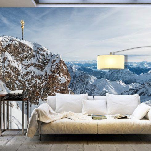 XXL Fotótapéta - Winter in Zugspitze 500x280 cm  -  ajandekpont.hu