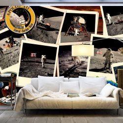 XXL Fotótapéta - Moon Travel    500x280 cm