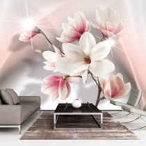 XXL Fotótapéta - White Magnolias II    500x280 cm