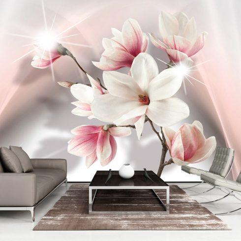 XXL Fotótapéta - White Magnolias II    500x280 cm  -  ajandekpont.hu