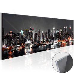 Akrilüveg kép - New York Dream [Glass]