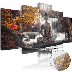 Akrilüveg kép - Autumnal Buddha [Glass]