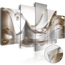 Akrilüveg kép - Golden Flight [Glass]
