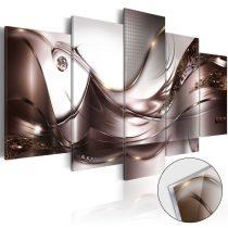 Akrilüveg kép - Golden Storm [Glass]