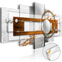 Akrilüveg kép - Nut-like Energy [Glass]