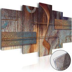 Akrilüveg kép -  Oriental Composition [Glass]