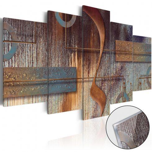 Akrilüveg-kép-Oriental-Composition-Glass - ajandekpont.hu