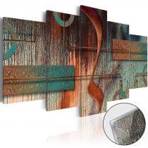 Akrilüveg kép - Abstract Melody [Glass]