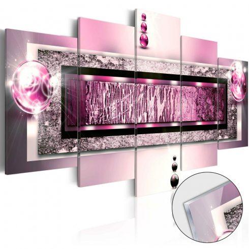 Akrilüveg kép - Cyclamen Dream [Glass]  -  ajandekpont.hu
