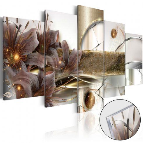 Akrilüveg-kép-The-Garden-of-Space-Glass - ajandekpont.hu
