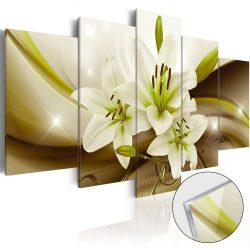 Akrilüveg kép - Modern Lily [Glass]