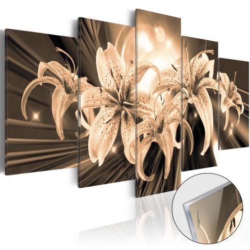 Akrilüveg-kép-Bouquet-of-Memories-Glass - ajandekpont.hu
