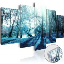 Akrilüveg kép - Blue Glade [Glass]