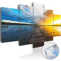 Akrilüveg kép - Lake of Dreams [Glass]
