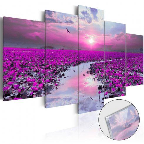 Akrilüveg-kép-The-River-of-Magic-Glass - ajandekpont.hu