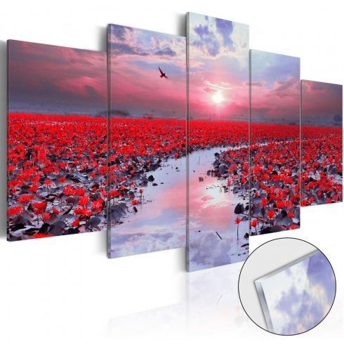 Akrilüveg-kép-The-River-of-Love-Glass - ajandekpont.hu
