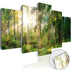 Akrilüveg kép - Green Sanctuary [Glass]