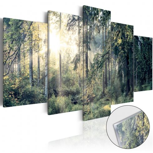 Akrilüveg-kép-Fairytale-Landscape-Glass - ajandekpont.hu