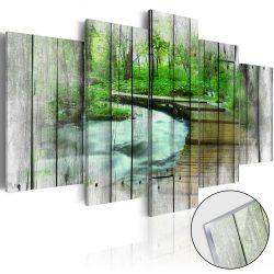 Akrilüveg kép - Forest of Secrets [Glass]