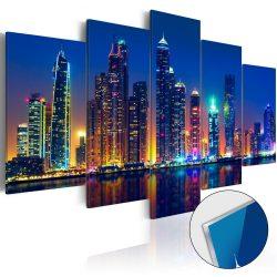 Akrilüveg kép - Nights in Dubai [Glass]