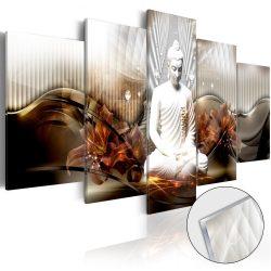 Akrilüveg kép - Crystal Calm [Glass]