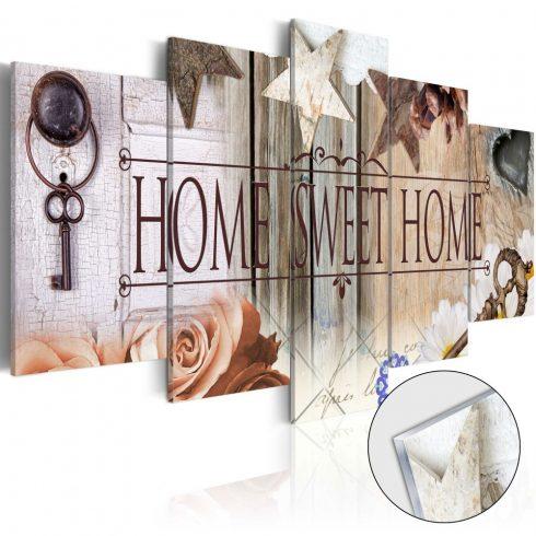 Akrilüveg-kép-The-Right-Key-for-The-Right-Door-Glass - ajandekpont.hu