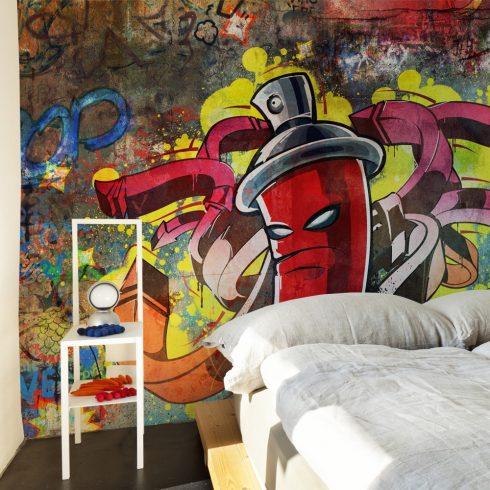 Fotótapéta - Graffiti monster lll  -  ajandekpont.hu