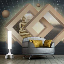 Fotótapéta - Új dimenzió a buddhizmus
