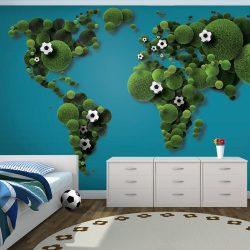 Fotótapéta - A World of football ll