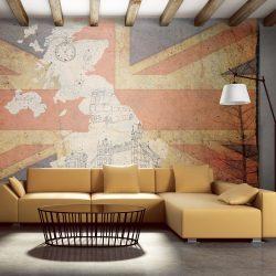Fotótapéta - Képeslap Nagy-Britannia