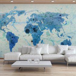 Fotótapéta - Cruising and sailing -  The World map ll
