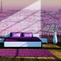 Fotótapéta - Péntek este Párizsban