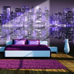Fotótapéta - American violet|New York - ajandekpont.hu