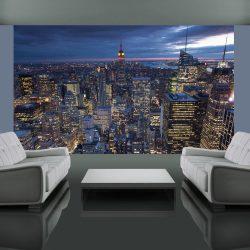 Fotótapéta - New York - night  -  ajandekpont.hu