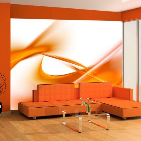Fotótapéta - abstract - orange  -  ajandekpont.hu