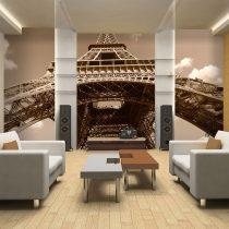 Fotótapéta - Eiffel-torony szépia