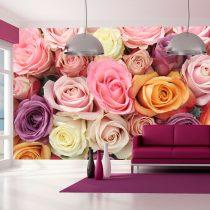 Fotótapéta - Pastel roses ll