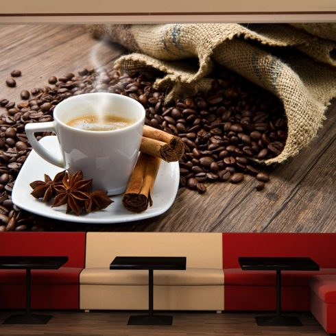 Fotótapéta - Star anise coffee ll  -  ajandekpont.hu