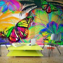 Fotótapéta - Butterflies in the stomach ll