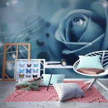 Fotótapéta - Blue rose ll