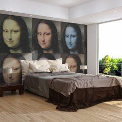 Fotótapéta - A titokzatos Mona Lisa mosolya ll