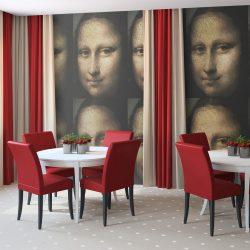 Fotótapéta - Portrait of Mona Lisa ll