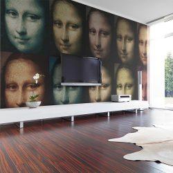Fotótapéta - Mona Lisa (pop art) ll