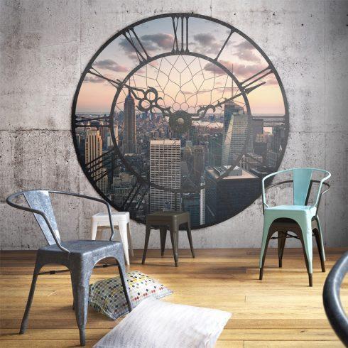 Fotótapéta - NYC Time Zone lll  -  ajandekpont.hu