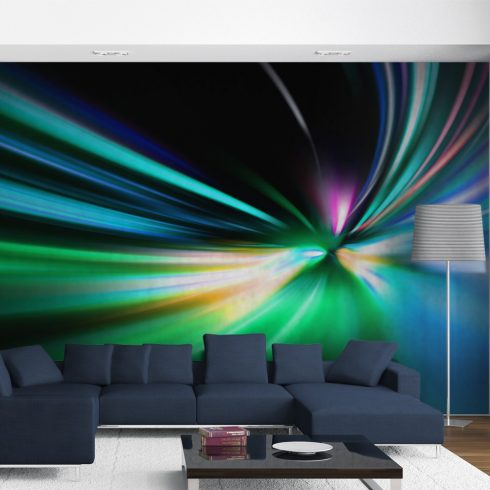 XXL Fotótapéta - Abstract design - speed    550x270 cm